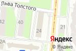 Схема проезда до компании ВНИИБТ-Буровой инструмент в Перми