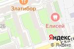 Схема проезда до компании Underground в Перми