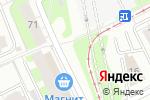 Схема проезда до компании Овощи и фрукты в Перми