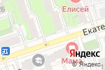 Схема проезда до компании Павлушкино в Перми