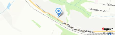Спецавто на карте Перми