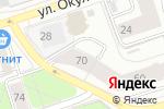 Схема проезда до компании Слудская городская резиденция в Перми