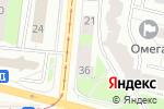 Схема проезда до компании Pita`тельно в Перми