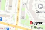 Схема проезда до компании Корея в Перми