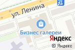 Схема проезда до компании Dr.Vape в Перми