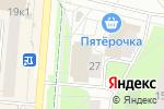 Схема проезда до компании Al Banna в Перми