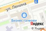 Схема проезда до компании Esposito в Перми