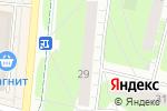 Схема проезда до компании На все руки мастер в Перми