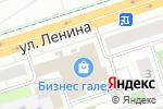 Схема проезда до компании RedCup в Перми