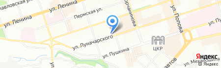 Жилищная инициатива на карте Перми