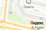 Схема проезда до компании Центр лицевой гимнастики в Перми