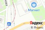 Схема проезда до компании ЮПИТЕР-К в Перми