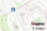 Схема проезда до компании СМУ № 3 САТУРН-Р в Перми