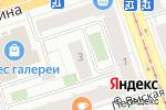 Схема проезда до компании Magic-Pandora.ru в Перми