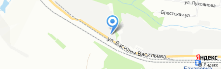 Хадо на карте Перми