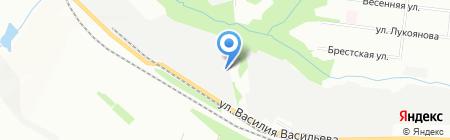 CarMan на карте Перми
