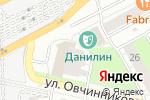 Схема проезда до компании Магазин хозяйственных товаров в Перми