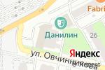 Схема проезда до компании Аль-Починка в Перми