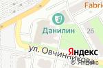 Схема проезда до компании Таюн в Перми