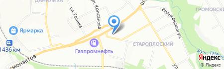 berry на карте Перми