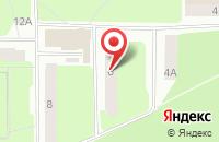 Схема проезда до компании РосБизнесРесурс-Белгород в Белгороде