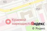 Схема проезда до компании Пермская Арт-Резиденция в Перми
