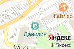 Схема проезда до компании СтудЭксперт в Перми