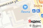 Схема проезда до компании Sunshine в Перми