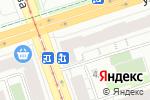 Схема проезда до компании Стометровка в Перми