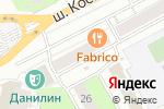 Схема проезда до компании Бухгалтерский Центр-Развитие в Перми