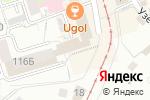 Схема проезда до компании Западно-Уральская Интернет Компания в Перми