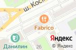 Схема проезда до компании Флебоцентр в Перми