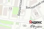 Схема проезда до компании Горизонт-Строй в Перми