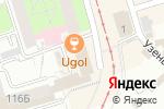 Схема проезда до компании Гегемон в Перми