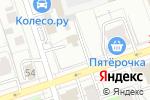 Схема проезда до компании Имидж Дэй-АРТ в Перми