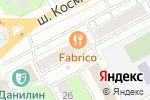 Схема проезда до компании Ателье по пошиву и ремонту одежды в Перми