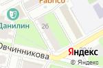 Схема проезда до компании Библиотека №10 им. Д.Н. Мамина-Сибиряка в Перми