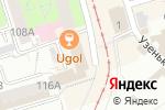 Схема проезда до компании Цыпачев В.А. в Перми