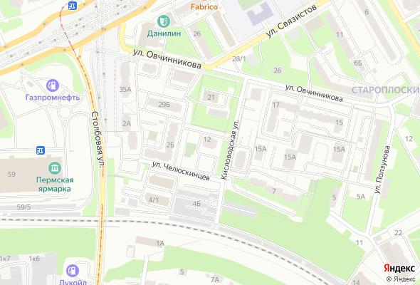 купить квартиру в ЖК по ул. Кисловодская,12