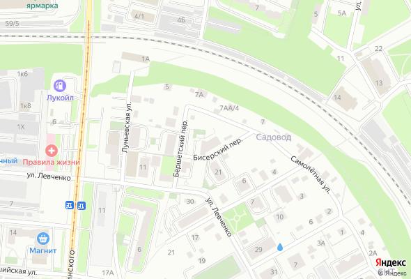 продажа квартир Дом в Бершетском переулке, 3