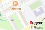 Схема проезда до компании ИндивиДом в Перми