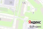 Схема проезда до компании Адвокатский кабинет Маматказина И.Р. в Перми