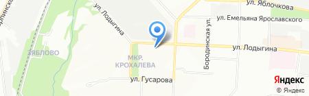 КГБ на карте Перми