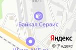 Схема проезда до компании Gnezdo в Перми