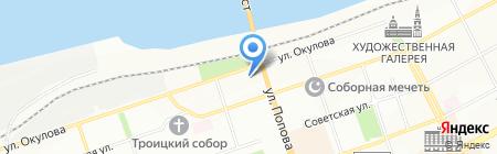 Лучший свет на карте Перми