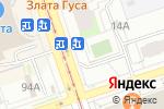 Схема проезда до компании Печка Матушка в Перми