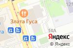 Схема проезда до компании Victory_and_nails в Перми