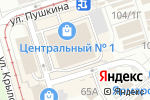 Схема проезда до компании Kiko Danilo в Перми