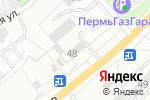 Схема проезда до компании АйТи Реаниматор в Перми