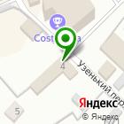 Местоположение компании Торгово-ремонтная фирма